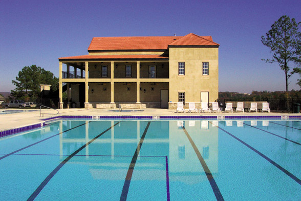 Lake Cyrus Swim And Racquet Club