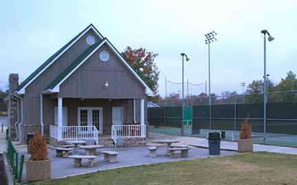 Pelham tennis center